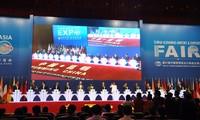 เวียดนามเข้าร่วมงานแสดงสินค้าจีน เอเชียใต้ครั้งแรกและงานแสดงสินค้าคุนหมิง