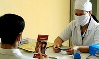 เวียดนามลดอัตราการติดเชื้อ HIV
