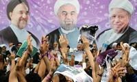 ผลการเลือกตั้งประธานาธิบดีอิหร่านอย่างไม่เป็นทางการ