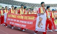 เวียดนามเป็นเจ้าภาพจัดการแข่งขันกีฬานักเรียนเอเชียตะวันออกเฉียงใต้ปี 2013