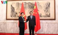 เวียดนามและจีนลงนามข้อตกลงความร่วมมือ 10 ฉบับ