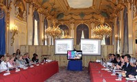 ผลักดันความร่วมมือด้านการศึกษาฝึกอบรมมหาวิทยาลัยเวียดนาม-ฝรั่งเศส