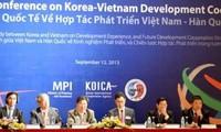 ยกระดับความร่วมมือพัฒนาเวียดนาม สาธารณรัฐเกาหลี