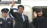 นายกรัฐมนตรีญี่ปุ่นเยือนตะวันออกกลางและแอฟริกา
