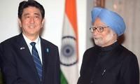 ญี่ปุ่นและอินเดียเห็นพ้องเข้าร่วมการซ้อมรบร่วมกับสหรัฐ