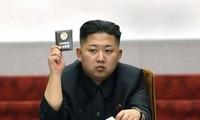 ผู้นำของสาธารณรัฐประชาธิปไตยประชาชนเกาหลี กิมจองอึน ลงสมัครรับเลือกตั้งรัฐสภาสมัยใหม่