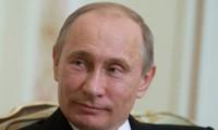 ประธานาธิบดีรัสเซีย วลาดีเมียร์ ปูติน เป็นนักการเมืองผู้ทรงอิทธิพลที่สุดในโลกประจำปี 2013