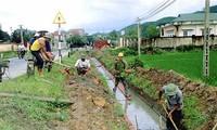 การพัฒนาชนบทใหม่ การสานฝันให้เป็นจริงในตำบลแทงวัน กรุงฮานอย