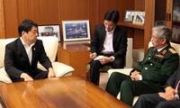 ญี่ปุ่นให้ความสำคัญต่อบทบาทของกองทัพประชาชนเวียดนามในความร่วมมือระดับภูมิภาค