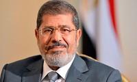 อียิปต์เลื่อนการดำเนินคดีอดีตประธานาธิบดี โมฮัมเหม็ด มอร์ซี