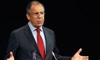 รัฐมนตรีต่างประเทศรัสเซีย -ไม่ควรสร้างแรงกดดันต่อยูเครนให้ต้องเลือกรัสเซียหรือฝ่ายตะวันตก