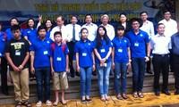 เปิดค่ายฤดูร้อนเยาวชน ยุวชนเวียดนามที่อาศัยในต่างประเทศและเยาวชนนครโฮจิมินห์ปี 2014