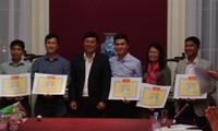 ผลักดันการเชื่อมโยงระหว่างสมาคมนักศึกษาเวียดนามกับสมาคมนักศึกษาเวียดนามในประเทศเบลเยี่ยม