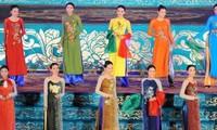 เปิดงานเทศกาลชุดประจำชาติ Ao dai นครโฮจิมินห์ครั้งที่ 2