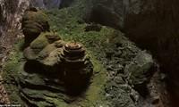 การประชาสัมพันธ์ความงามที่เป็นเอกลักษณ์เฉพาะของถ้ำเซินด่องในสังคโปร์