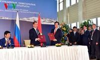 เวียดนามขยายความร่วมมือด้านเศรษฐกิจ การค้ากับคาซัคสถาน แอลจีเรีย โปรตุเกสและบัลแกเรีย