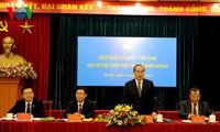 เรียกร้องให้ปัญญาชนชาวเวียดนามที่อาศัยในต่างประเทศมีส่วนร่วมต่อการพัฒนาเศรษฐกิจสังคมของประเทศ
