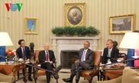 วิสัยทัศน์ความสัมพันธ์เวียดนาม-สหรัฐ: ทำให้ความสัมพันธ์หุ้นส่วนที่ยาวนานลึกซึ้งมากขึ้น
