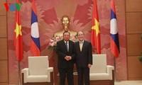 เวียดนามและลาวทำนุบำรุงความสัมพันธ์สามัคคีพิเศษระหว่างสองประเทศ