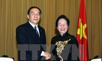 เวียดนาม-จีน:แลกเปลี่ยนประสบการณ์ในการป้องกันและต่อต้านการคอร์รัปชั่น