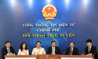 การเสวนาผ่านวีดีโอคอนเฟอร์เรนซ์เกี่ยวกับการท่องเที่ยวเวียดนามที่ปลอดภัยและเป็นมิตร