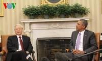 เวียดนามและสหรัฐจะเสร็จสิ้นการเจรจาทีพีพีโดยเร็ว