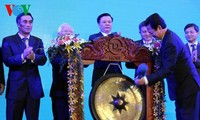 นายกรัฐมนตรีเข้าร่วมการฉลอง15ปีการจัดตั้งตลาดหลักทรัพย์นครโฮจิมินห์
