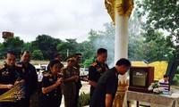 ชาวเวียดนามในลาวรำลึกวันทหารทุพพลภาพและพลีชีพเพื่อชาติ 27 กรกฎาคม