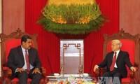 ประธานาธิบดีเวเนซุเอลาเสร็จสิ้นการเยือนเวียดนามด้วยผลสำเร็จอย่างงดงาม