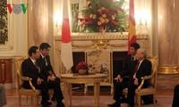 เวียดนามและญี่ปุ่นร่วมกันเพื่อสันติภาพและความเจริญรุ่งเรืองในเอเชีย