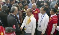 รัฐบาลพม่าลงนามข้อตกลงสันติภาพกับกลุ่มติดอาวุธ 8 กลุ่ม
