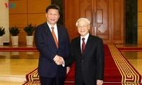 เวียดนาม-จีนขยายความร่วมมือในทุกด้าน