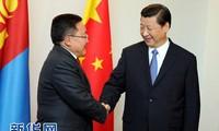จีนและมองโกเลียขยายความร่วมมือในหลายด้าน