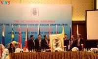 สื่อมวลชนอาเซียนพร้อมสำหรับการจัดตั้งประชาคมอาเซียนในปี 2015