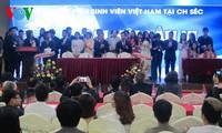 เยาวชนและนักศึกษาเวียดนามในสาธารณรัฐเช็กผลักดันการผสมผสาน