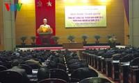 การประชุมสรุปงานด้านการประชาสัมพันธ์และให้การศึกษาปี 2015