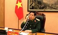 เปิดโทรศัพท์สายตรงระหว่างกระทรวงกลาโหมเวียดนามกับกระทรวงกลาโหมจีน