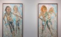 """จิตรกร Chua Cheng Koon """"ภาพวาดทุกภาพของผมคือผลงานชิ้นเอก"""""""