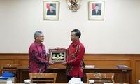 ขยายความร่วมมือวิจัยวิทยาศาสตร์เวียดนามและอินโดนีเซีย