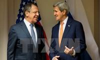 รัฐมนตรีต่างประเทศรัสเซียและสหรัฐแสดงความคาดหวังเกี่ยวกับข้อตกลงหยุดยิงในซีเรีย