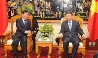 เวียดนามและจีนขยายความร่วมมือด้านการป้องกันและต่อต้านอาชญากรรม