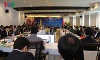 การประชุม SOM อาเซียน SOM อาเซียน+3 และ SOM อีเอเอส
