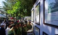 งานนิทรรศการแผนที่และเอกสารหว่างซา เจื่องซาของเวียดนาม