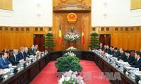 เวียดนามและโรมาเนียขยายความสัมพันธ์และร่วมมือในหลายด้าน