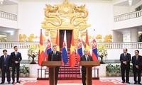 นายกรัฐมนตรีสโลวาเกียเยือนเวียดนามอย่างเป็นทางการ