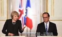 ฝรั่งเศสตั้งเงื่อนไขเพื่อให้อังกฤษเข้าถึงตลาดอียู