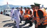 เวียดนามและสหรัฐฝึกซ้อมการรับมือกับภัยธรรมชาติและค้นหากู้ภัยในขอบเขตใหญ่