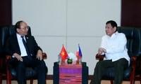 สร้างพลังขับเคลื่อนใหม่ให้แก่ความสัมพันธ์เวียดนาม-ฟิลิปปินส์