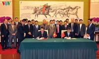 เวียดนามและจีนผลักดันความร่วมมือรักษาสันติภาพและเสถียรภาพในทะเลตะวันออก