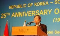 กิจกรรมฉลองครบรอบ 25 ปีการสถาปนาความสัมพันธ์ทางการทูตเวียดนาม-สาธารณรัฐเกาหลี